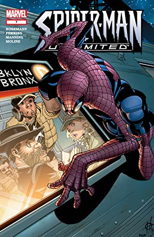 Spider-Man Unlimited (2004-2006) #7