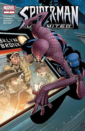 Spider-Man Unlimited (2004-2006) #7