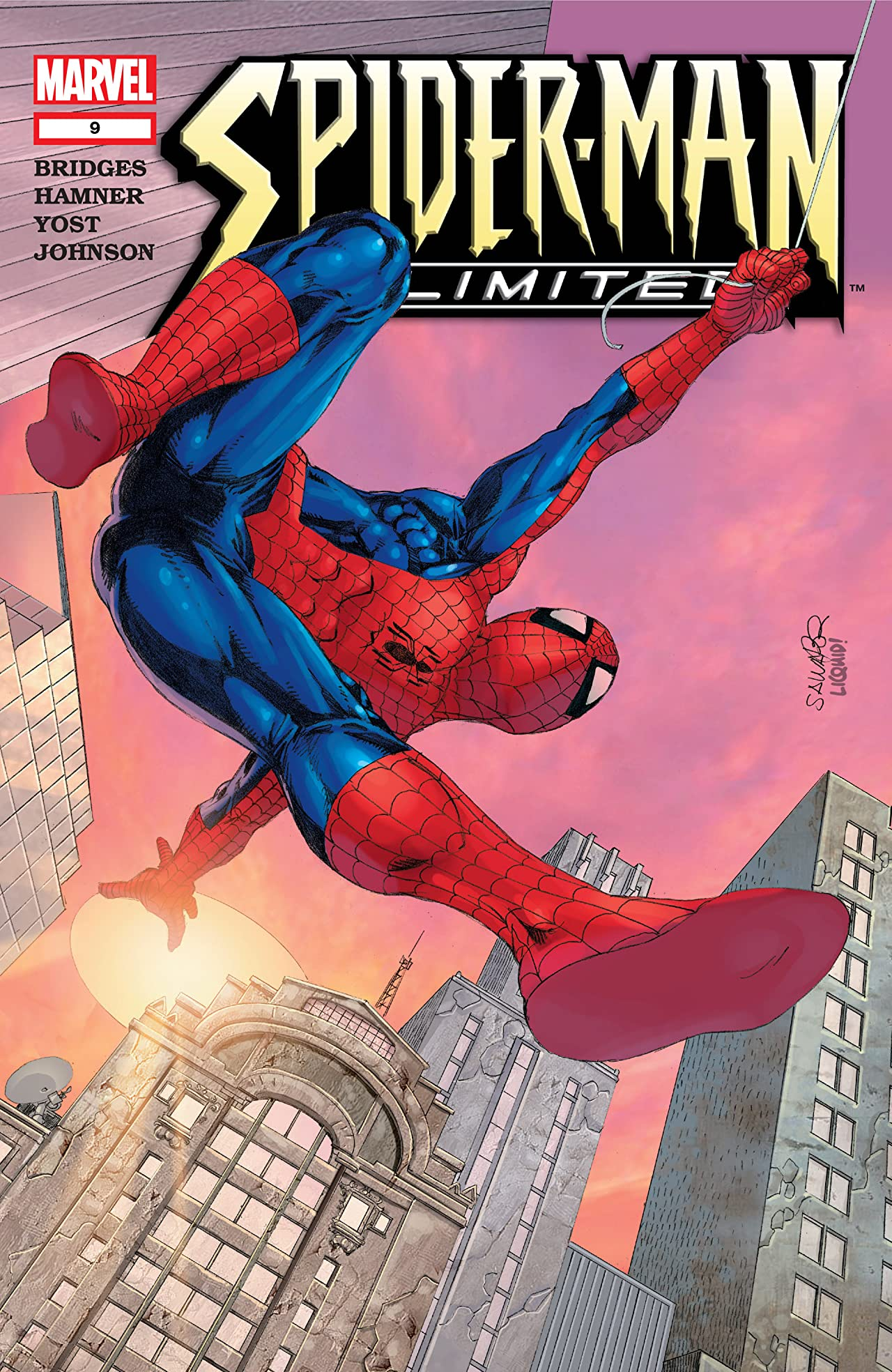 Spider-Man Unlimited (2004-2006) #9