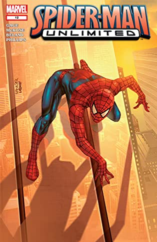 Spider-Man Unlimited (2004-2006) #12