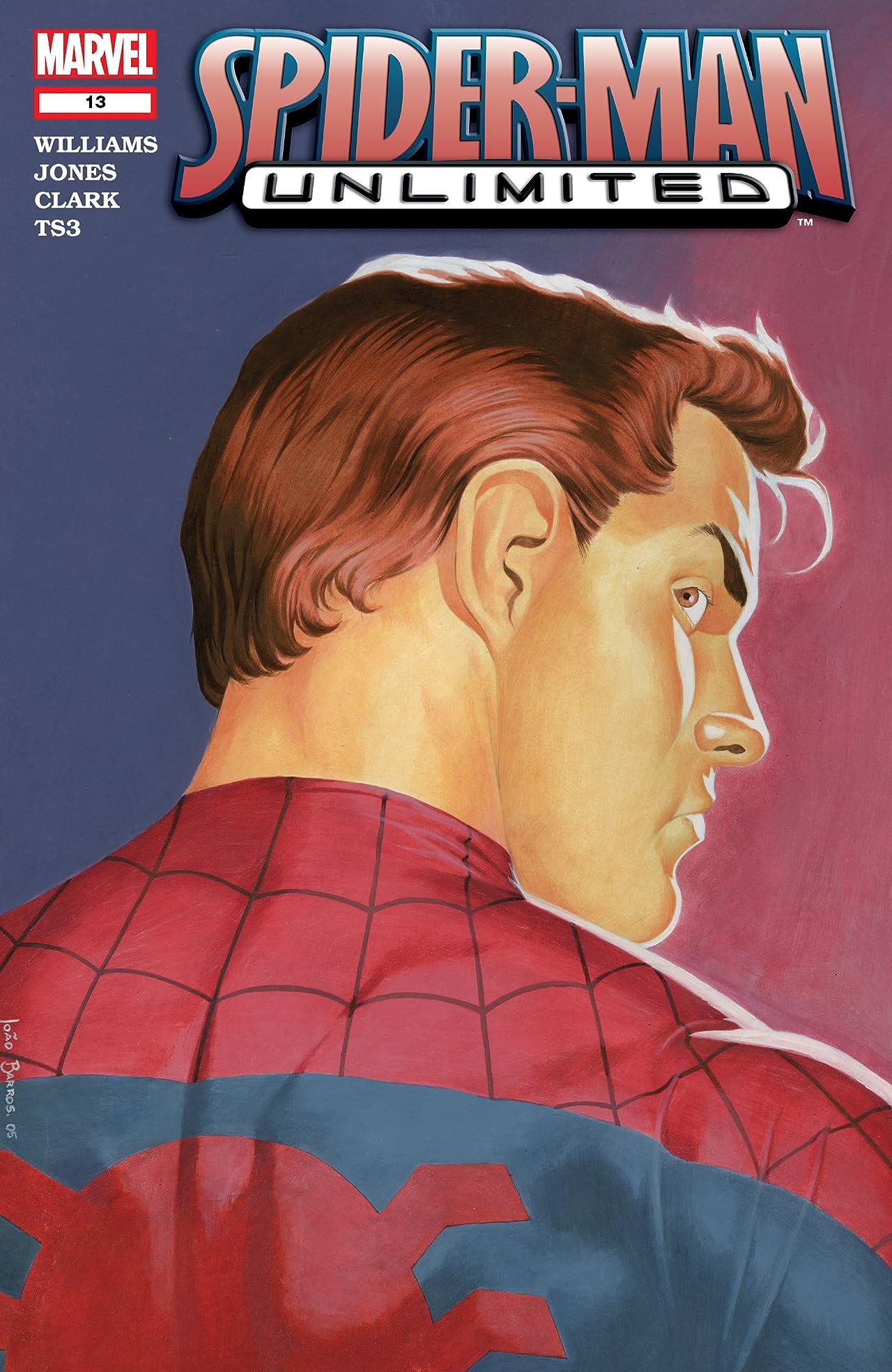 Spider-Man Unlimited (2004-2006) #13
