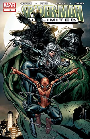 Spider-Man Unlimited (2004-2006) #14