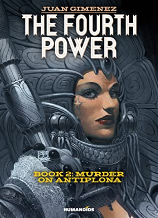 The Fourth Power No.2: Murder on Antiplona