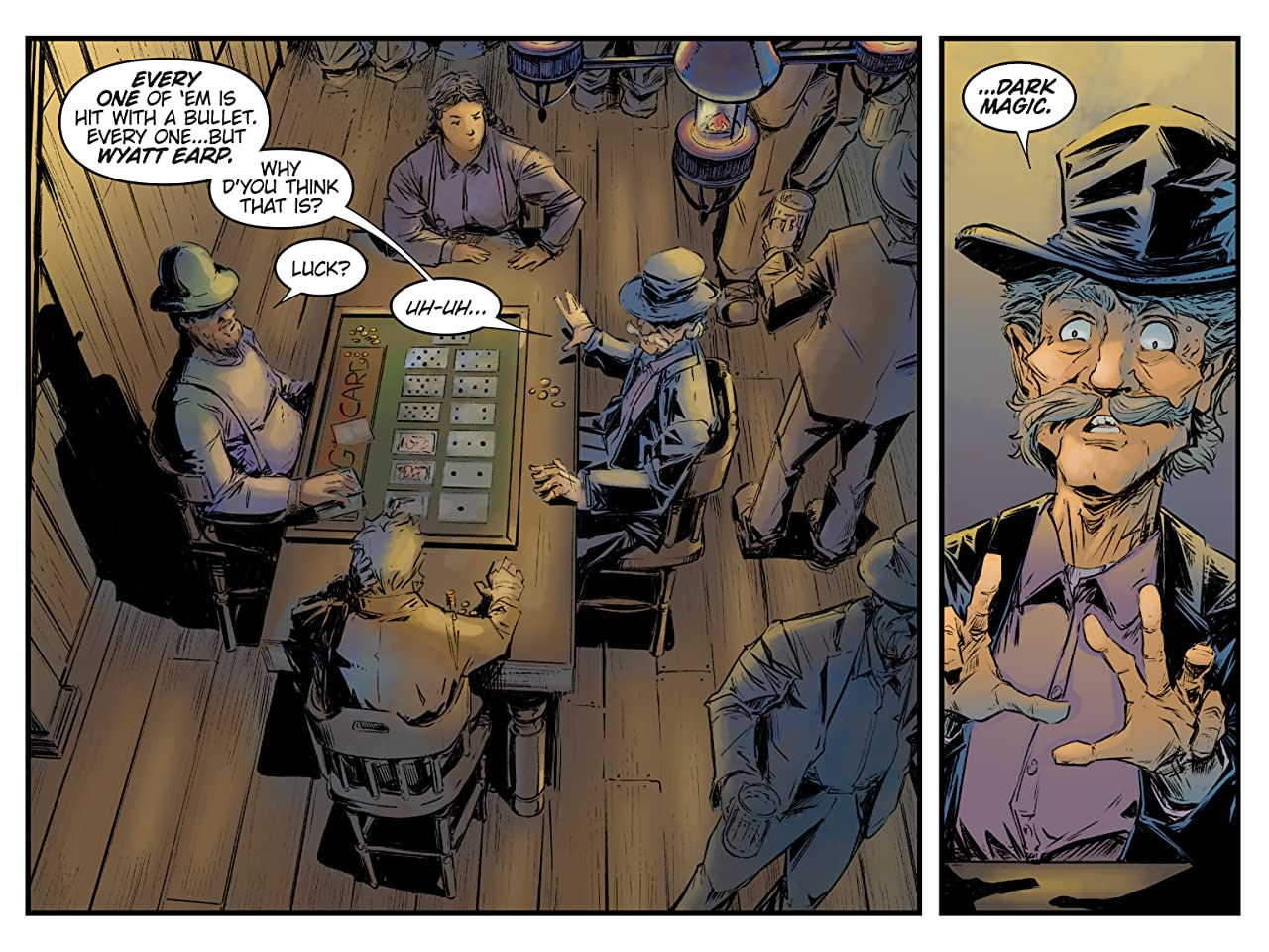 The Further Travels Of Wyatt Earp #3