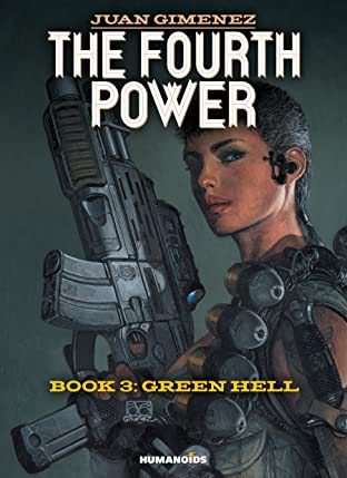 The Fourth Power No.3: Green Hell