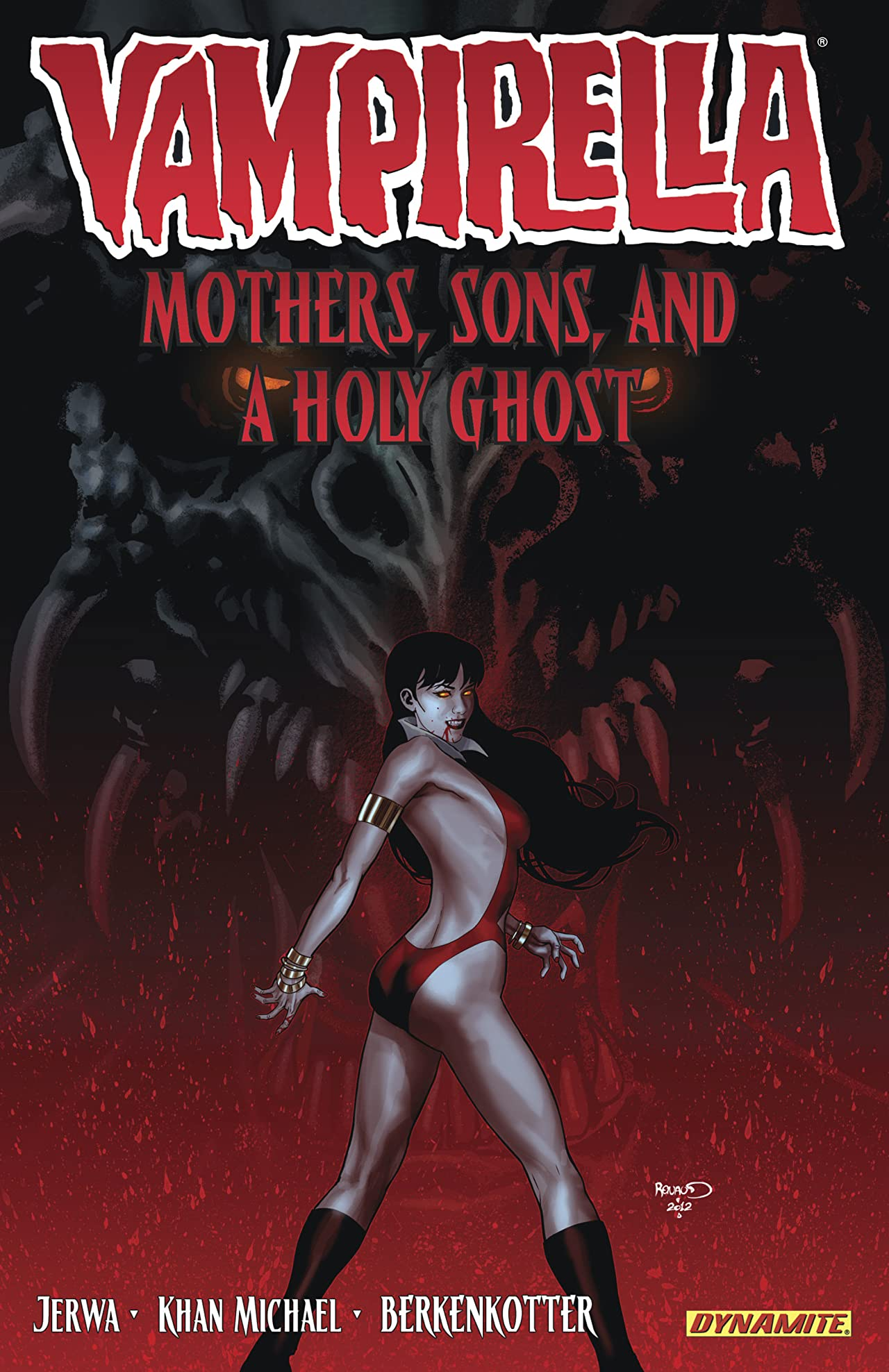 Vampirella (2011-2014) Tome 5: Mothers, Sons, and a Holy Ghost