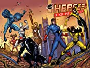 Heroes: Ignited Anthology Vol. 1