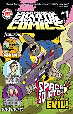 The Charmingly Chaotic Cavalcade of Comics #1