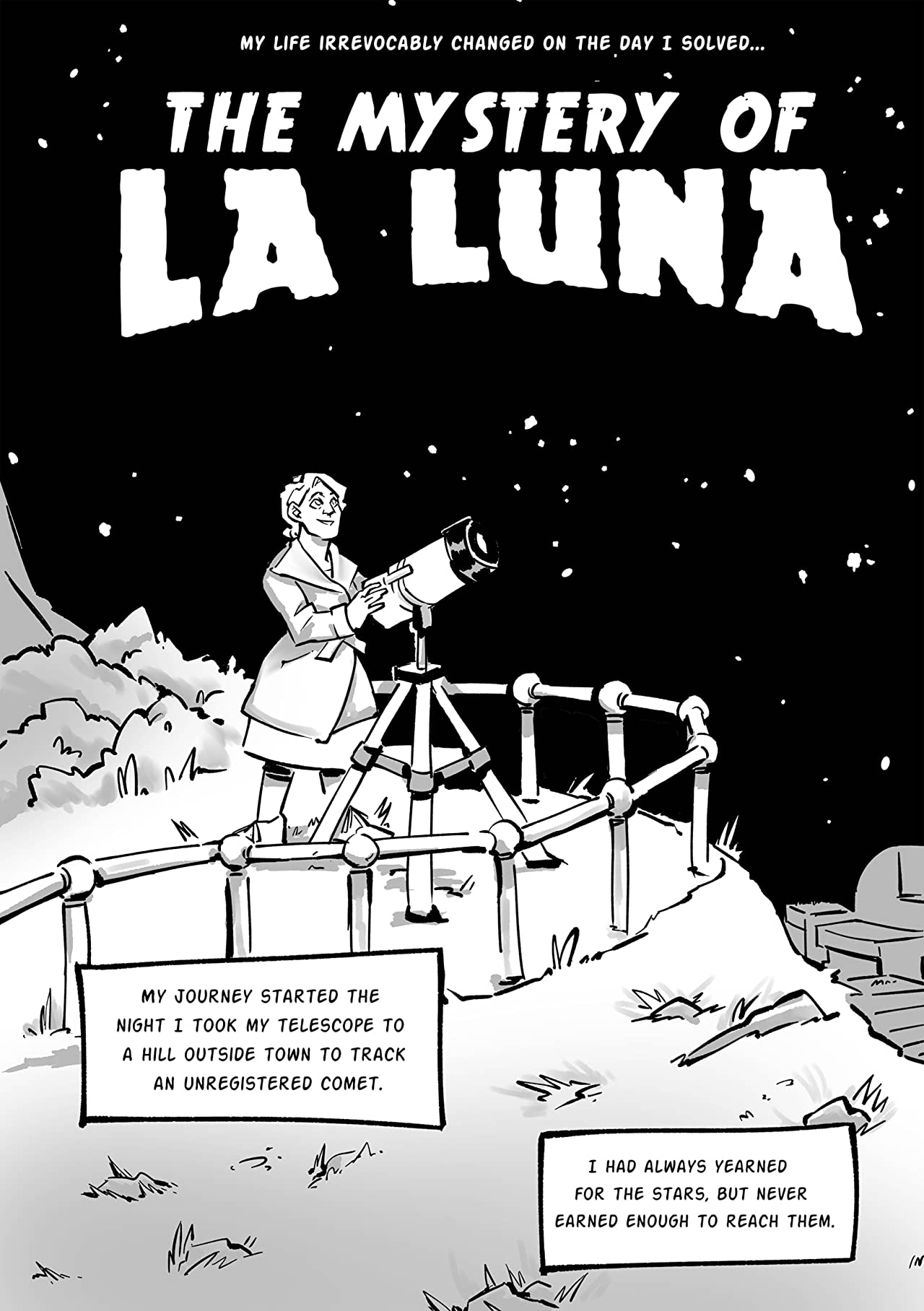The Mystery of La Luna