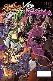 Street Fighter VS Darkstalkers #1 (of 8)