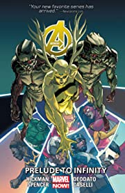 Avengers Vol. 3: Prelude To Infinity