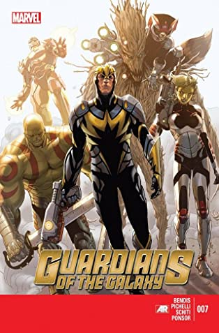 Guardians of the Galaxy (2013-2015) #7