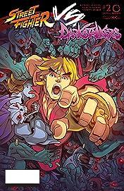 Street Fighter VS Darkstalkers #2 (of 8)