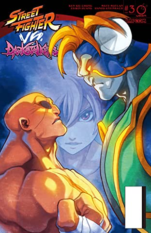 Street Fighter VS Darkstalkers #3 (of 8)