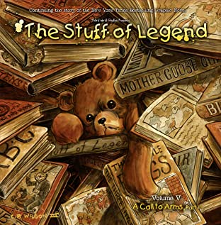 The Stuff of Legend Vol. 5 - A Call to Arms No.1