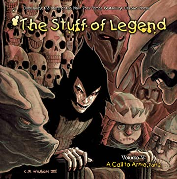 The Stuff of Legend Vol. 5 - A Call to Arms #2