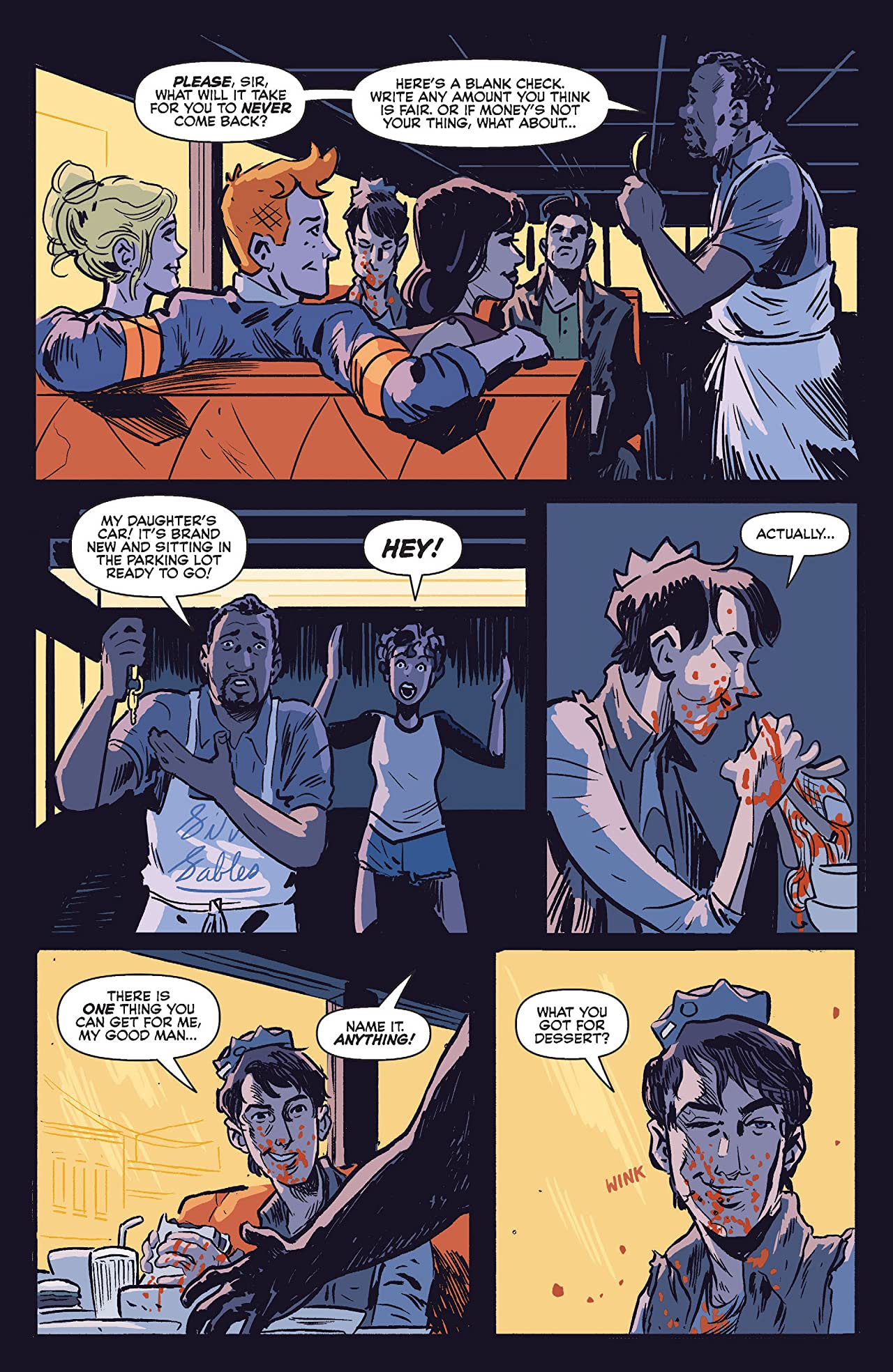 Jughead: the Hunger #0