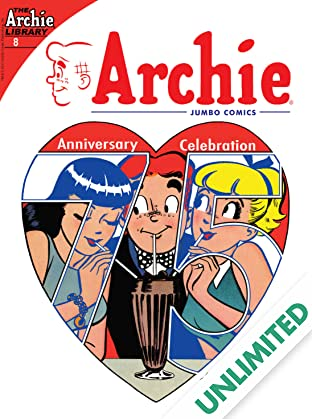 Archie 75th Anniversary Digest #8