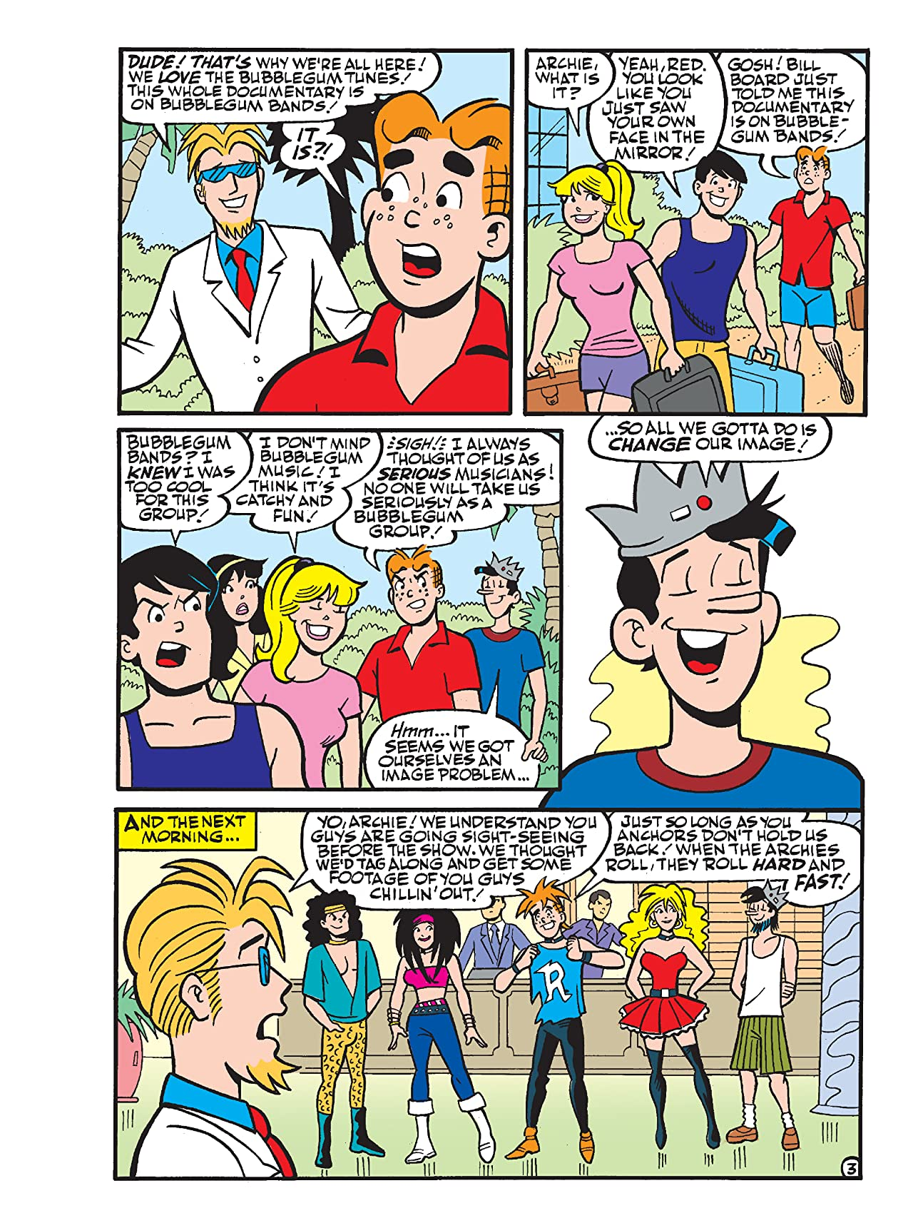 Archie's Funhouse Comics Double Digest #26