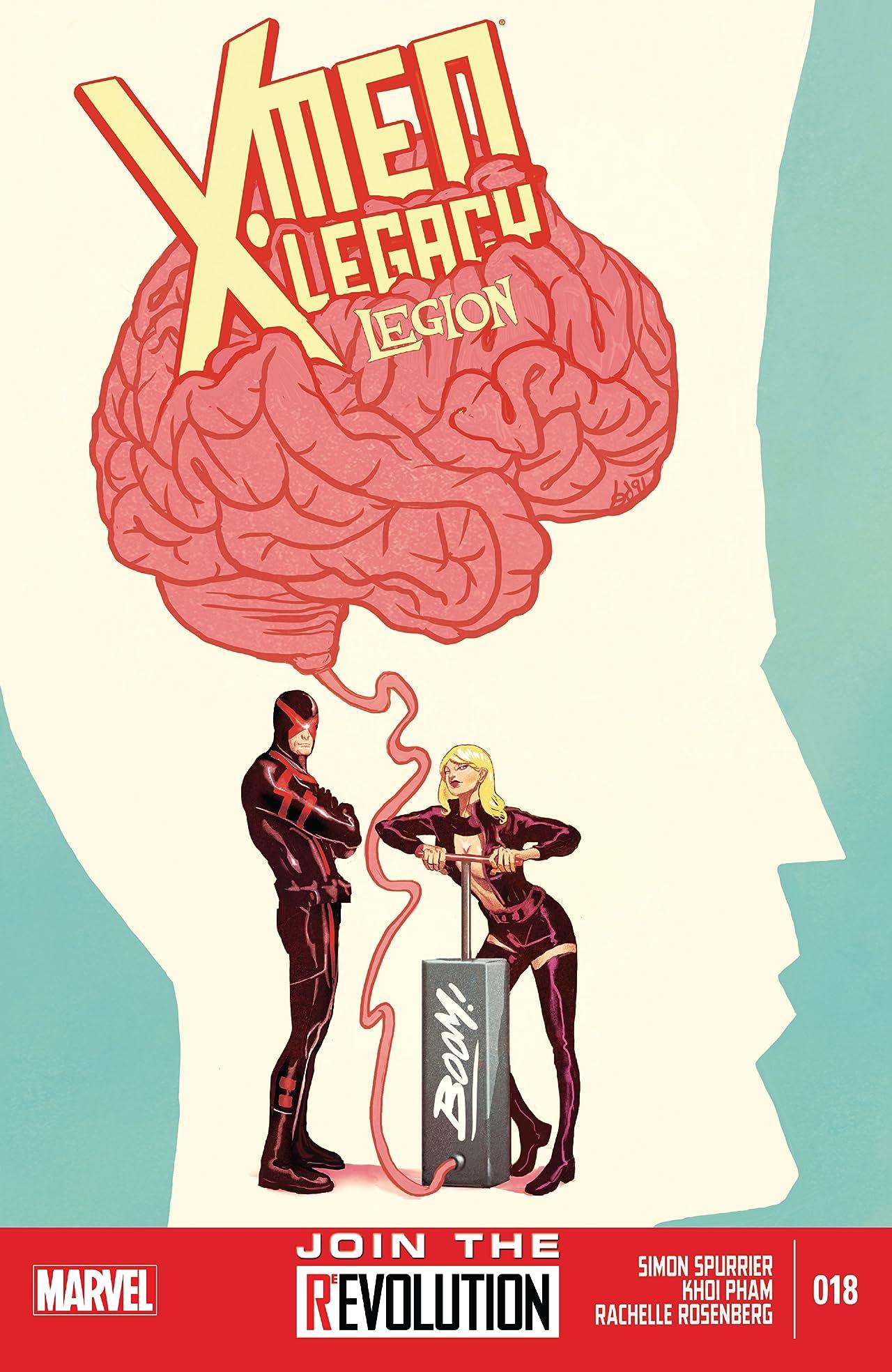 X-Men: Legacy (2012-2014) #18
