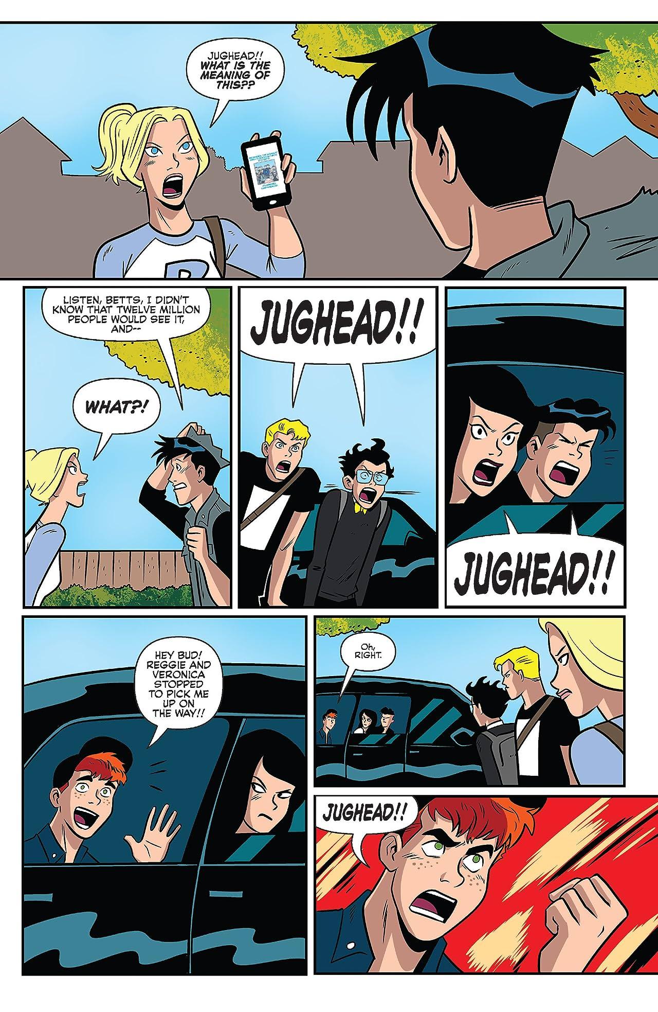 Jughead (2015-) #14