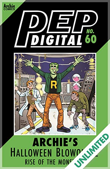 PEP Digital #60: Archie's Halloween Blowout 2 Rise of the Monsters