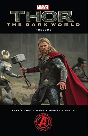 Marvel's Thor: The Dark World Prelude