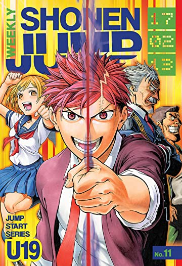 Weekly Shonen Jump Vol. 261: 02/13/2017