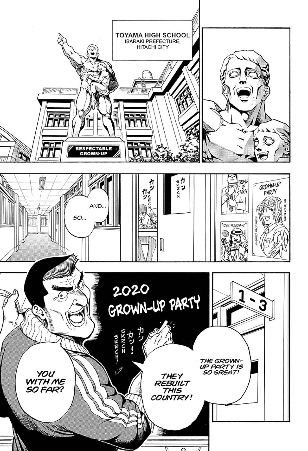 Weekly Shonen Jump Vol. 261: 02/13/2017