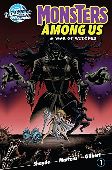 Monsters Among Us: A War of Witches