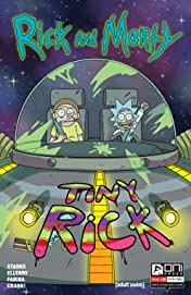 Rick and Morty #25