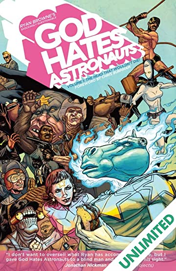 God Hates Astronauts Vol. 1