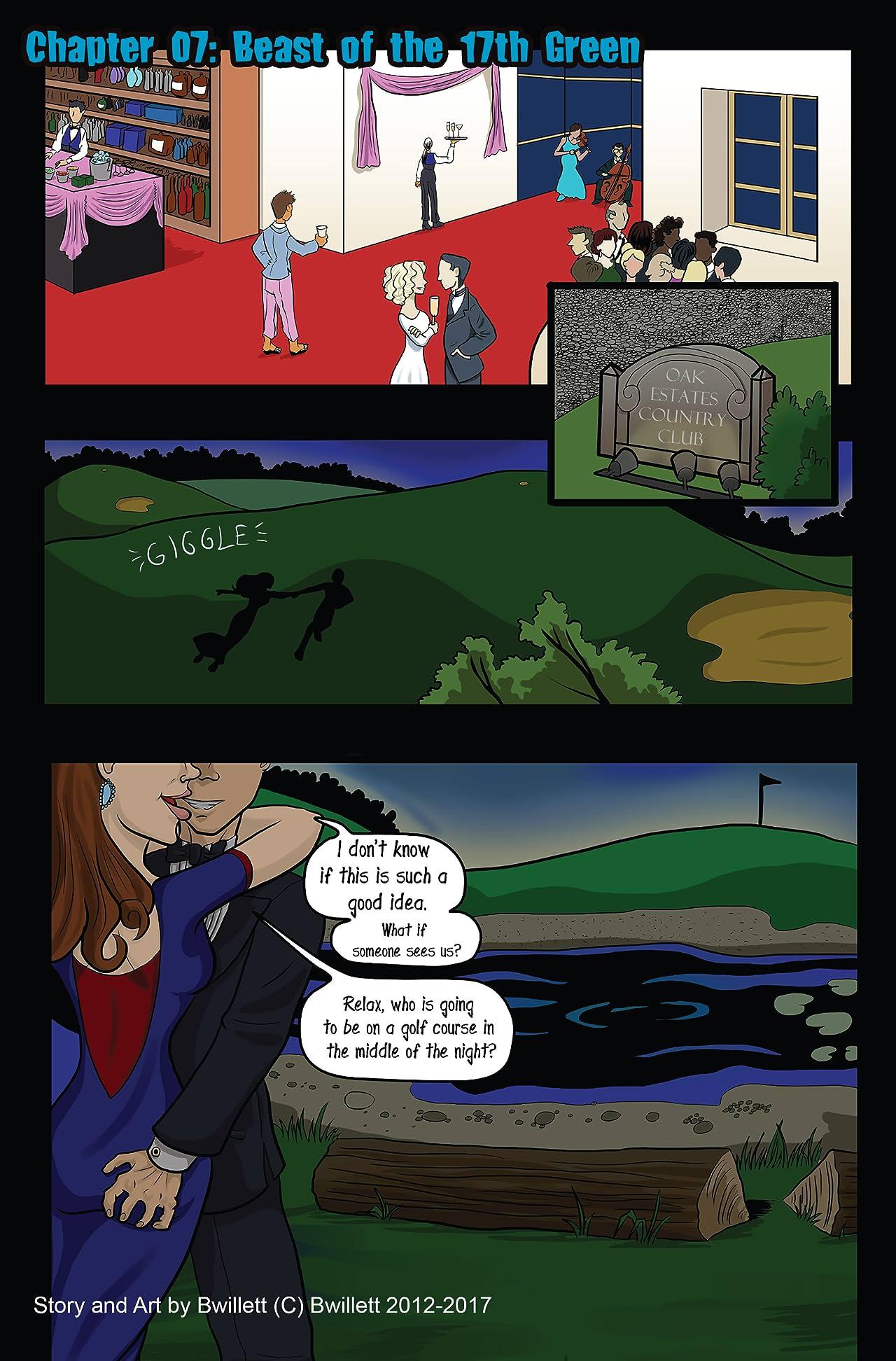 Midnight Menagerie #7
