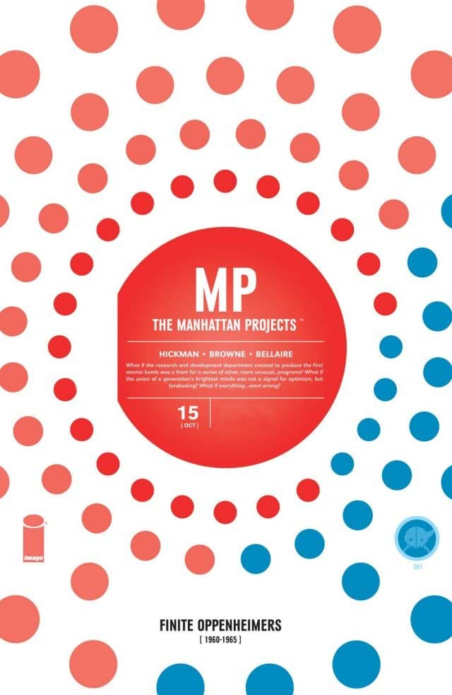 The Manhattan Projects #15