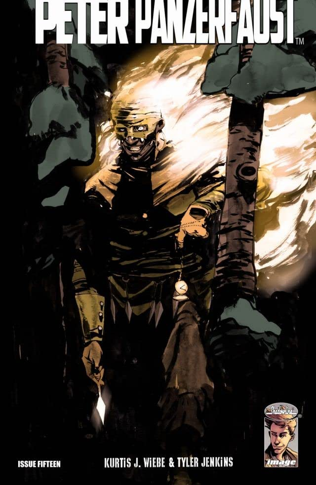 Peter Panzerfaust #15