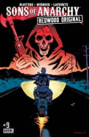 Sons of Anarchy: Redwood Original #9