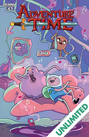 Adventure Time #63