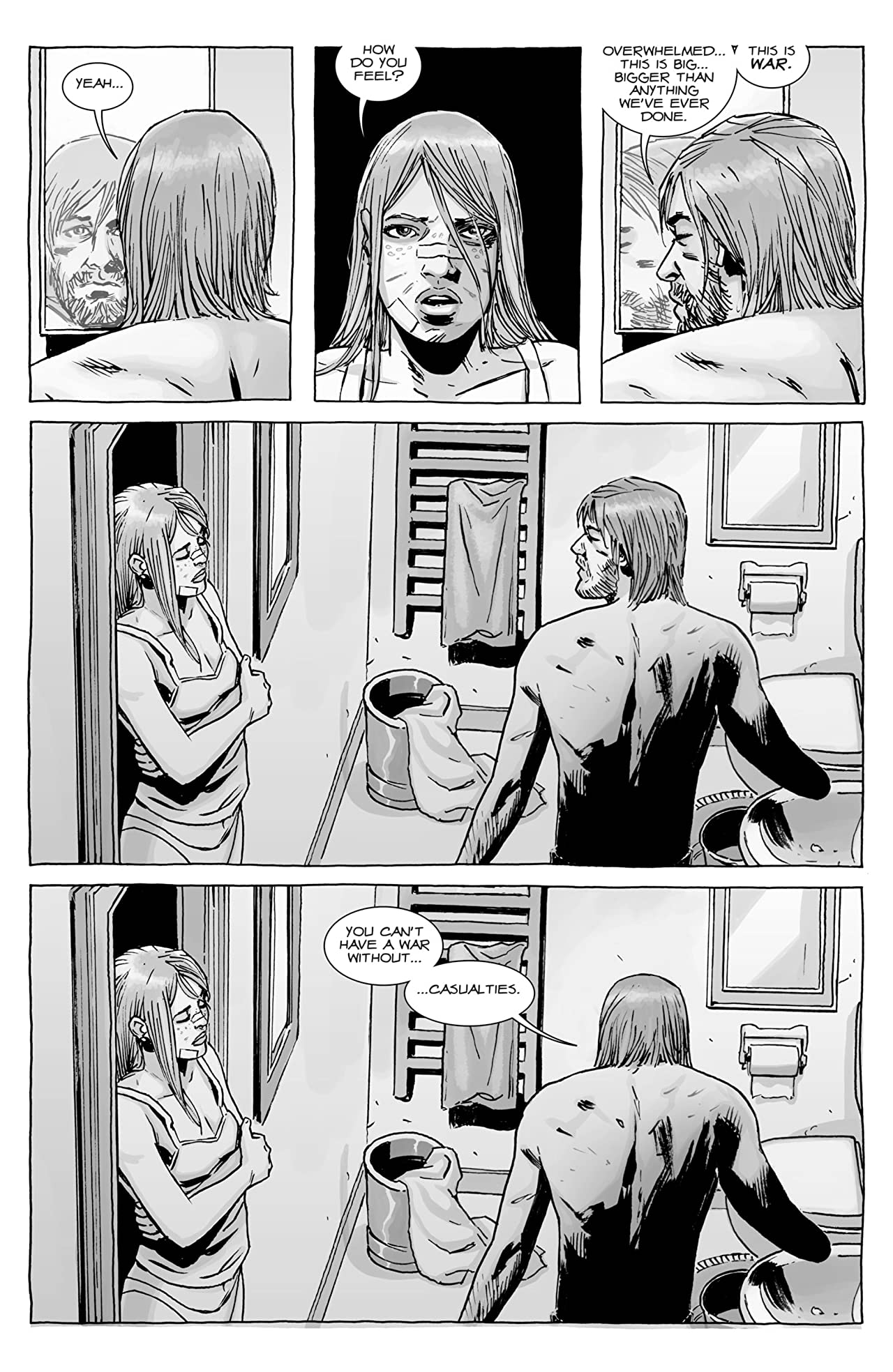 The Walking Dead #115