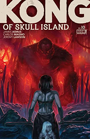 Kong of Skull Island No.10