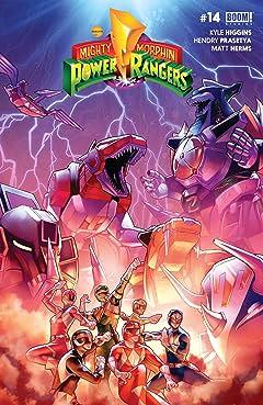 Mighty Morphin Power Rangers #14