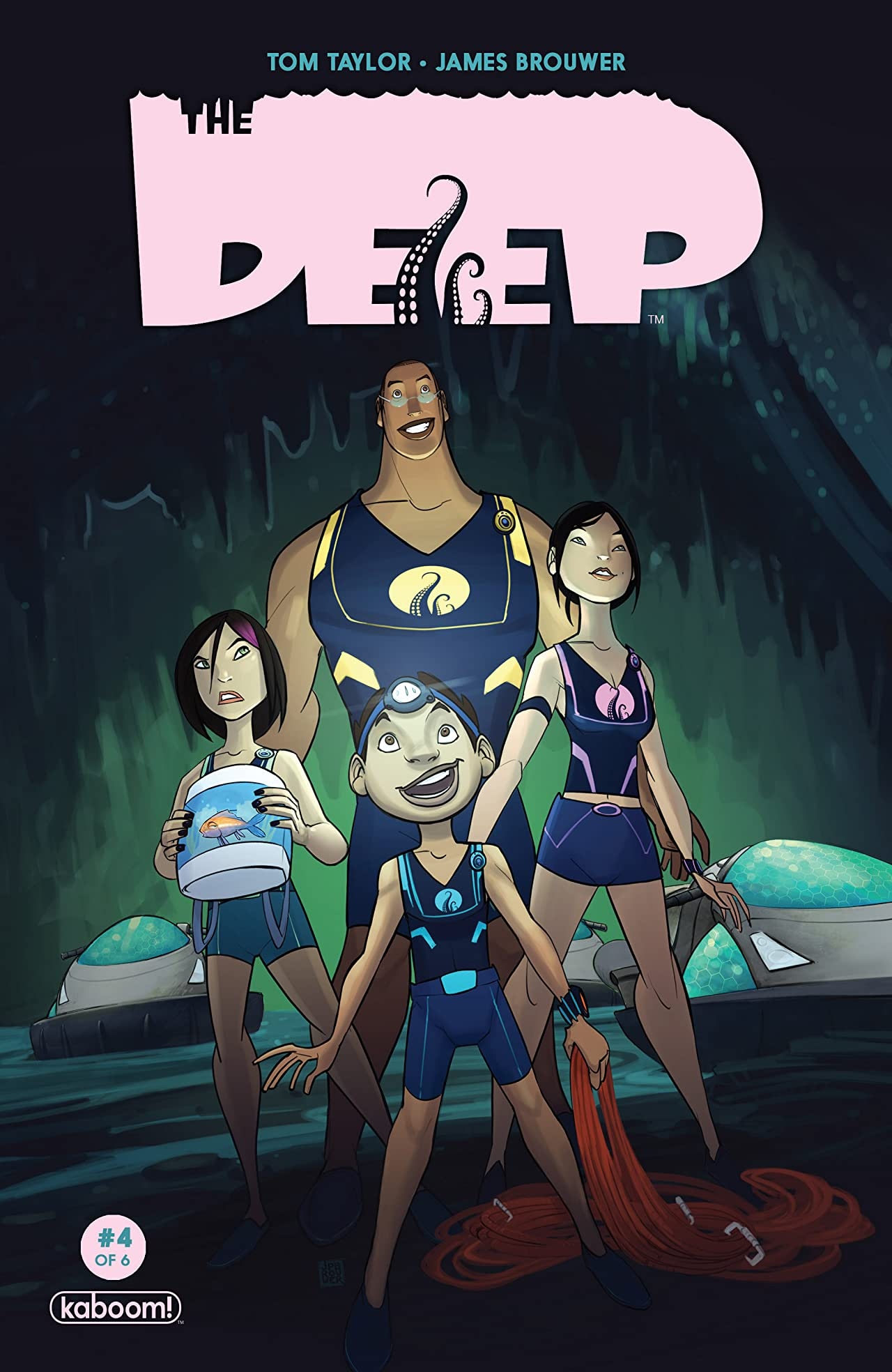 The Deep #4 (of 6)