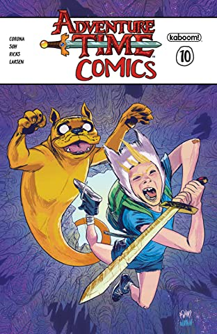 Adventure Time Comics #10