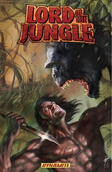 Lord of the Jungle Vol. 2