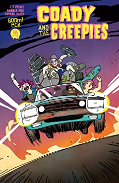 Coady and the Creepies #2 (of 4)