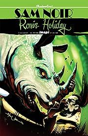 Sam Noir: Ronin Holiday #2