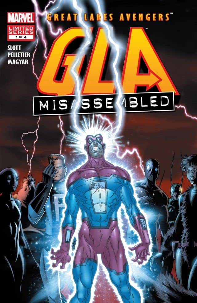 G.L.A. (2005) #1 (of 4)