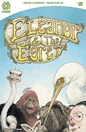 Eleanor & The Egret #2