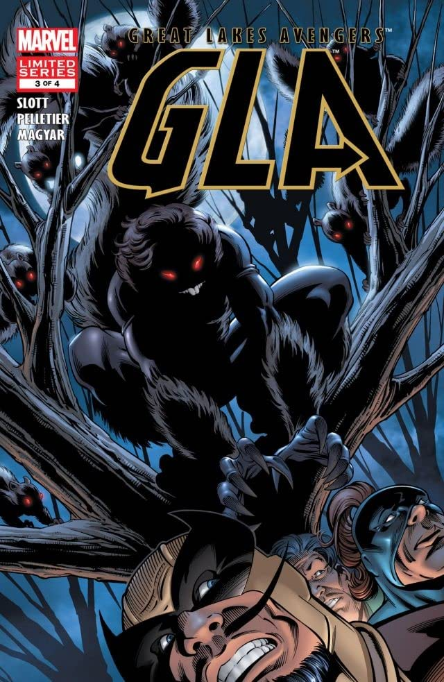 G.L.A. (2005) #3 (of 4)