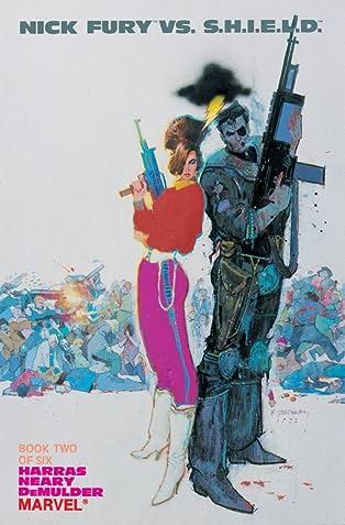 Nick Fury vs. S.H.I.E.L.D. (1988) #2 (of 6)