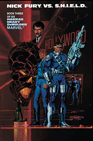 Nick Fury vs. S.H.I.E.L.D. (1988) No.3 (sur 6)
